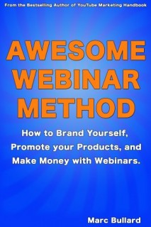 Awesome Webinars Book