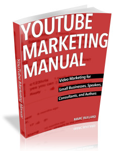 video marketing on youtube book